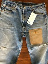 "Altelier & Repairs Levis ""The Cairo "" Jeans ( W4 L 30) $ 225"