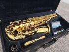 Yamaha YAS 62 Alto Saxophone Professional Excellent Condition