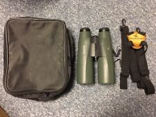Swarovski Optik Habicht SLC 15 x 56 WB NEU Binoculars with Bino Harness and Case