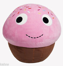 "IN STOCK! kidrobot Yummy 16"" Plush  SPRINKLES PLUSH CUPCAKE - XL"