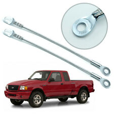 For Ford Ranger Pickup 01 03 2004 - 12 Rear Tailgate Tail Gate Wire Cable Silver
