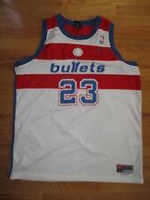 Nike MICHAEL JORDAN No. 23 WASHINGTON BULLETS (Size 2XL) Jersey