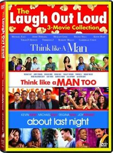 About Last Night / Think Like a Man / Think Like a Man Too [New DVD] 2