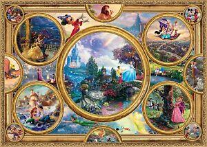 Schmidt - 2000 PIECE JIGSAW PUZZLE - Disney Dreams Collection Thomas Kinkade