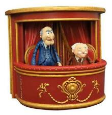 Die Muppets Select Doppelpack Statler & Waldorf PVC Statue Action Figur Diamond