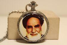 "Swiss Men'S Pocket Watch ""Lomond"" Vintage Rare Jubilee Iranian Revolution 1979"