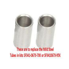 Superflex 2 Kit tubi di acciaio inox per SUZUKI SWIFT MKII GL, GTi 1989-1999