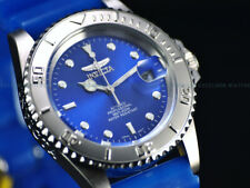RARE NOS Invicta Mens 1st Gen. Miyota Automatic 40mm 'Jelly' ProDiver Blue Watch