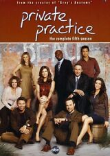 Private Practice - Private Practice: The Complete Fifth Season [New DVD] Boxed S