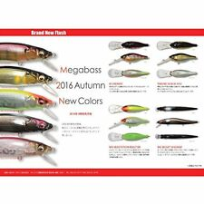 Megabass Lure X - 80 TRICK DARTER Takumi Theoda 36051 F/S from JAPAN