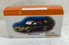 Department Dept 56 Halloween Hot Rod Hearse Retired Original Box