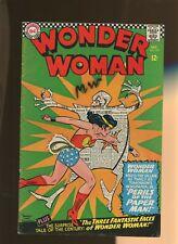 Wonder Woman 165 VG+ 4.5 * 1 Book Lot * DC 1966! Bob Kanigher & Ross Andru!