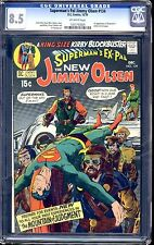 SUPERMAN'S PAL JIMMY OLSEN  #134 CGC 8.5  OW FIRST APPEARANCE OF DARKSEID
