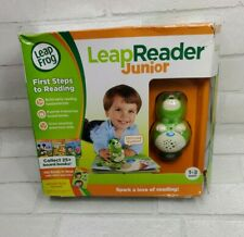 New LeapFrog Tag Junior Reading System with Puppy Pal, Scout - Leap Frog Reader