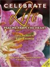 Hal Leonard 073999305470 Celebrate Life: Psalms from the Heart