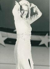 DALIDA 1980s  VINTAGE PHOTO ORIGINAL #3