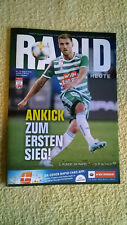 Magazin Rapid Wien SCR Altach Programm Fussball 2019 Programmheft Rapid ÖFB