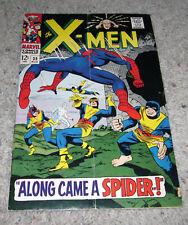 X-men 35 Spider-man Beast Cyclops Marvel Girl Iceman Original team Lot Mcu