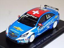 1/43 Spark Chevrolet  Cruze 1.6 Car #2  2012 WTCC  Winner Race 2 Macau   S24956