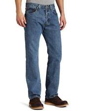 Levi's Men's 501 Original Fit Jean Medium Stonewash 36x30 Quality Straight Leg
