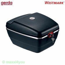 01170501 Gerda Fahrradkoffer Fahrrad Box Gepäckträgerkoffer Fahrradtresor Koffer