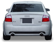PRE-PAINTED FOR AUDI A4 SEDAN LIP STYLE SPOILER WING 2002-2005 NEW ALL COLORS