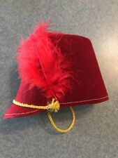 Terri Lee Doll Clothing Majorette Hat With Feather