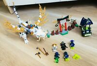 LEGO - NINJAGO Master Wu Dragon - 70734 - Excellent!