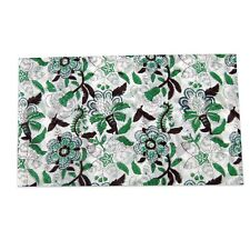 Crafts Sewing Natural Cotton Fabric Sanganeri Hand Block Printed 10 Yards IFFC3