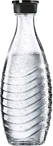 sodaStream 600 ml Resuable Glass Carafe for Crystal Sparkling Water Maker...