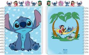 Disney's Lilo & Stitch Tabbed Journal, NEW