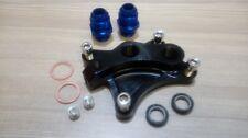 SR20 SR20DET oil cooler Adaptor Nissan S13 S14 FIlter Relocation Plate 200sx