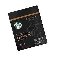 Starbucks Espresso Roast Dark Arabica Verismo Pods