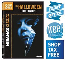 The Halloween Collection 3 Film Set Horror Scary Spooky Classic Movie DVD