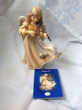 Goebel Weihnacht Gloria Engel mit Violine Erstausgabe 2000