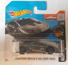 Hot Wheels 2016 Lamborghini Huracan LP620-2 Super Trofeo HW Night Burnerz