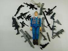 "3.75"" Gi Joe  Lanard  the Corps HANNIBAL With 5pcs Accessories Rare Figure"