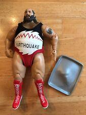 WWE CLASSIC SUPER STARS EARTHQUAKE Collector series  by Jakks
