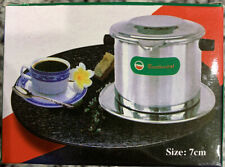 CANTIENDAT Vietnamese Traditional Coffee Phin Filter Stainless Steel