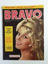 Bravo 50 vom 9.12.1958 - Komplett & ☆☆ Brigitte Bardot ☆☆ (1232)