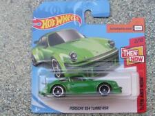 Hot Wheels 2018 #338/365 Porsche 934 Turbo Rsr Vert puis et Know