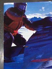 2002 Polaris Snowmobile Parts, Apparel & Accessories Brochure Part # 9917261