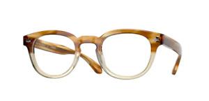 Oliver Peoples 0OV 5036 SHELDRAKE 1674 Honey VSB Unisex Eyeglasses
