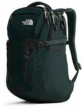 The North Face Recon Backpack - Ponderosa Green/TNF Black - One Size