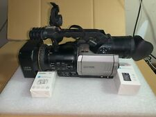 Panasonic AG-DVX100 3CCD Camcorder w/ Leica Lens w/ New Battery and Charger