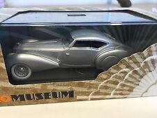 DELAGE D8 120 Aéro Coupe 1937 1:43 IXO MODEL CAR DIECAST MUS054