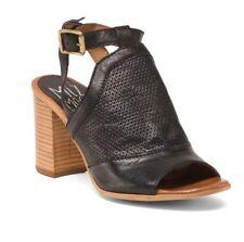 New MIZ MOOZ Women's Ankle Strap Open toe  Leather Sandals Size 40