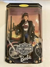 Harley Davidson Barbie NIB New Never Opened