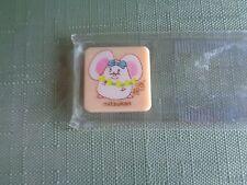 Vintage Timothy Mouse Ruler Mitsukan Martine Blanc Like Hello Kitty Sanrio 1980