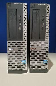 Joblot of 2 X Dell Optiplex 390 DT Intel Core i5 2400 @3.10Ghz 4GB No HDD HDMI